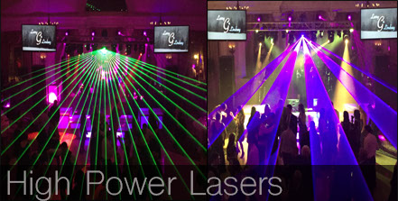 high power laser, laser productions, laser events, full color laser, rgb laser
